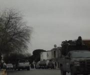Balacera y persecución arroja dos delincuentes lesionados y detenidos