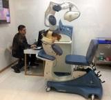 Utilizan robot para el trasplante de cabello