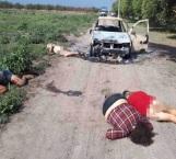 Dos mujeres y tres travestis, los ejecutados en Nuevo Padilla