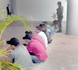 Aseguran a 21 migrantes en Tamaulipas