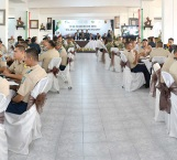Celebran 105 Aniversario de la creación del Ejército