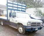CAMION DODGE, 1991,