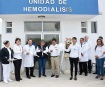 Tratarán a pacientes con hemodiálisis en el Hospital General