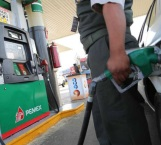 Siguen aumentos a precios de gasolinas