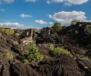 Cumple 75 años de un volcán que el hombre vio nacer