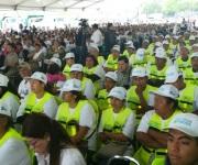 Preside el gobernador Cabeza de Vaca inicio de Segunda Etapa de 'Unidos por Reynosa'