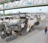 Reciclan material para pavimentar boulevard Morelos