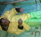 Muere ahogado pescador en la Laguna Madre