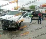 Automovilista choca y escapa en Río Bravo