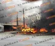 Van dos macro-incendios al hilo, en Río Bravo