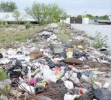 Convertido Reynosa en basurero clandestino