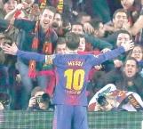 ¡Gracias, Messi!