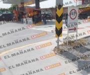 Otro ataque contra Ministeriales; un taxista es herido