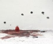 Balacera crucifica e interrumpe la vía dolorosa, resultado final un muerto