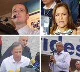 Arrancan campañas de los candidatos presidenciales; AMLO y Anaya vienen la siguiente semana