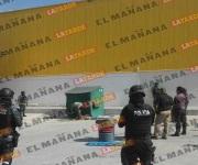 Hallan muerto al lado de contenedor de basura en Reynosa