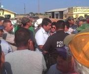 Vuelven a bloquear carretera Victoria-Matamoros
