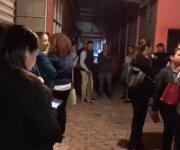 Bloquean COMAPA Reynosa; exigen a autoridades municipales solución