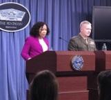 Pentágono califica como exitoso el bombardeo en Siria