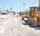 Cancelan obras para arreglar caídos recientes