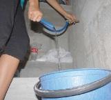 Por falla muchos quedan sin agua
