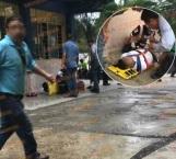 Victoria: Balean a cinco estudiantes en el interior de preparatoria