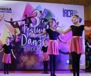 Realizan magno evento dancístico