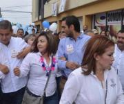 Politizan desfile del Día del Trabajo en Reynosa y calientan ánimos