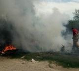 Surge nuevo pirómano; realiza 4 quemas