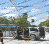 Chocan civiles armados; hay 5 lesionados