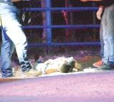 De tres balazos matan a un joven