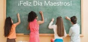 Este 15 de mayo es el Día del Maestro ¿Quienes de ellos crees serían merecedores de un bono económico?