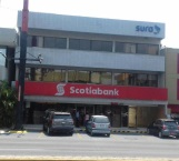 Asaltan Scotianbank en Tampico