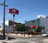 Fallan sistemas bancarios en Matamoros
