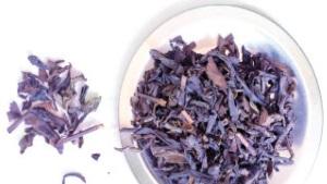 Un té digno y misterioso