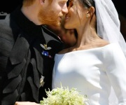 Harry y Meghan son declarados marido y mujer