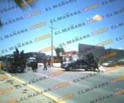 Enfrentamiento en carretera a San Fernando; un herido