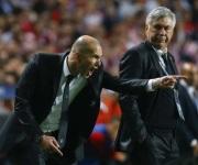 El paso de Zidane por el Madrid, en imágenes