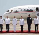 Encabeza Peña Nieto Celebración del Día de la Marina