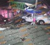 Tragedia en el centro de Altamira; mueren tres y dos heridos