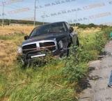 Choque en carretera a Monterrey deja tres lesionados