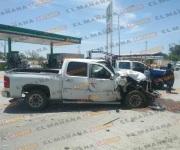 Policía abate a dos en Reynosa tras una balacera y persecución
