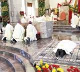 Bendice el papa al norte de Tamaulipas con un obispo