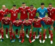 Marruecos Vs. Irán
