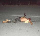 Brutal muerte de un obrero