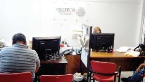 Vigila Profeco que no se cometan abusos  contra compradores de los servicios