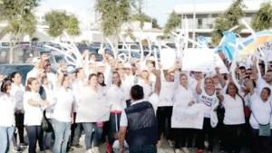 En Reynosa las mujeres ¡a toda makina por la paz!