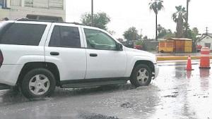 Dejan lluvias inundaciones