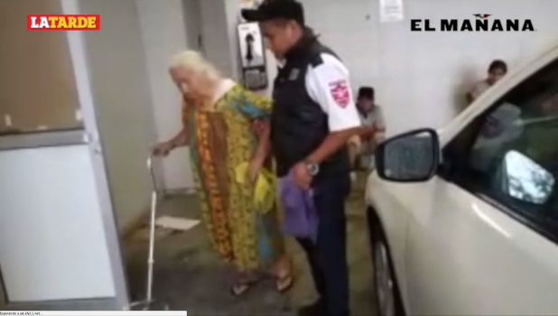 'No me quedó nada': abuelita rescatada en col. Hidalgo