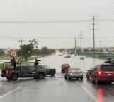 'Diluvio' sobre Reynosa: colonias y escuelas bajo el agua; las vialidades convertidas en ríos